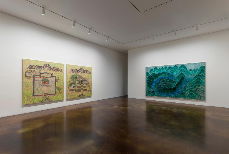 Min Joung-Ki | Installation Views | KUKJE GALLERY